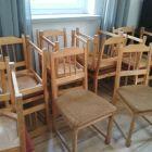 Warsztaty odnowy krzesła