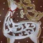 Konkurs renifer Rudolf